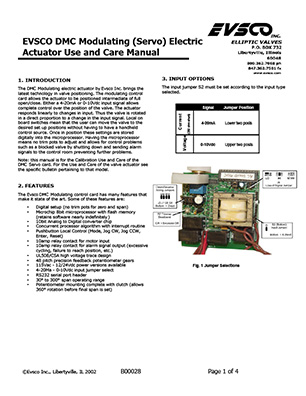 DMC Schematics and Technical Info